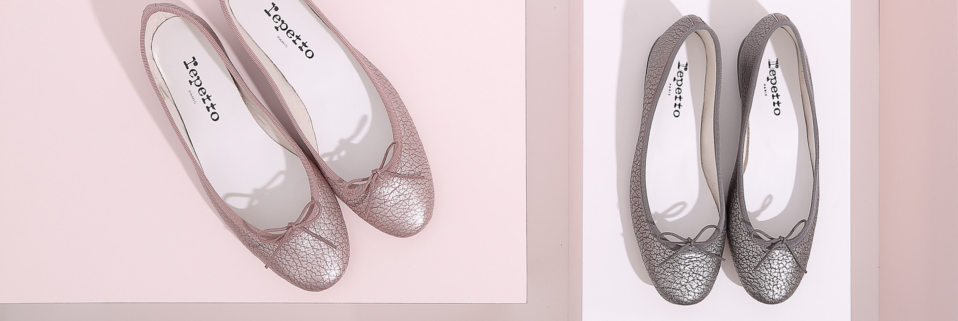 Nouvelles chaussures - Repetto